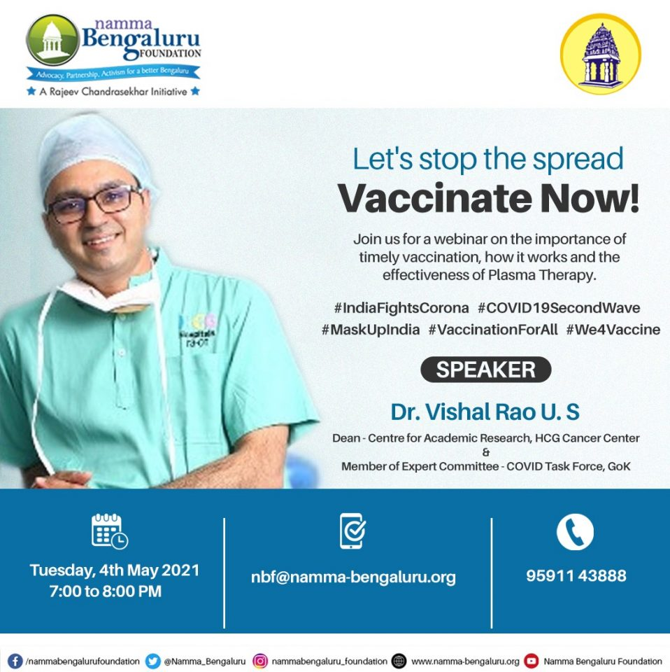 Webinar on the importance of timely vaccination