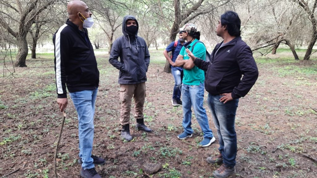 Save Trees - Say No to Axing for revival of Singanayakanahalli Lake