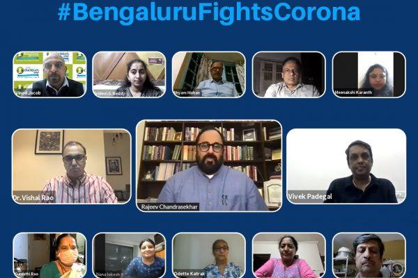 Webinar-Bengaluru Fights Corona Protecting Citizens of Bengaluru Episode 4- Prevent COVID-19,Third wave